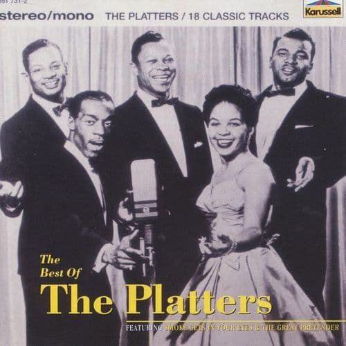 The Platters<br>The Best Of The Platters<br>CD, Comp